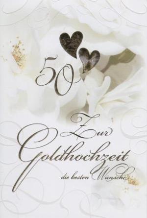 Epv Shop Doppelkarte Elberf Bibelvers Goldene Hochzeit