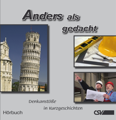 *Anders als gedacht, Hörbuch